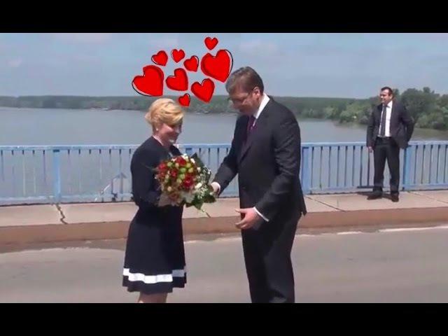 Vucic Prosi Kolindu Kod Putina (Maratonci Parodija)