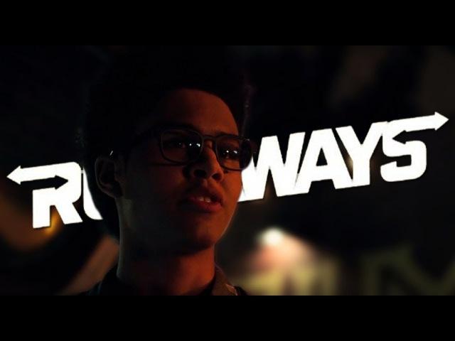 Reaction 8 серия 1 сезона Беглецы Runaways