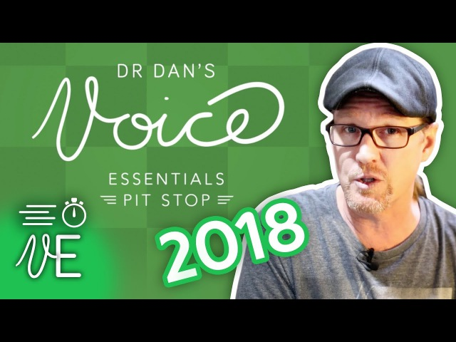NEW Vocal Pitstop Videos in 2018 | DrDan ⏱