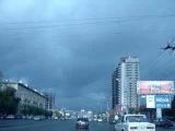 Улица Кирова. Осень