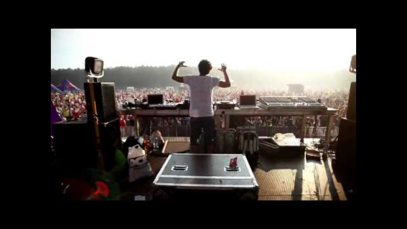 Ultramusic Festival 2010, Moscow Russia, Real Rave