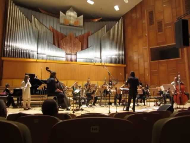 Early before all times (II) by Iancu Dumitrescu, played by Hyperion Ensemble (15.09.2013)