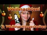 Learn German - Episode 38 Christmas Special! (Part 3 Weihnachtsgestalten)