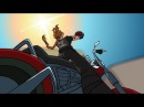 Metal family (animated music video)
