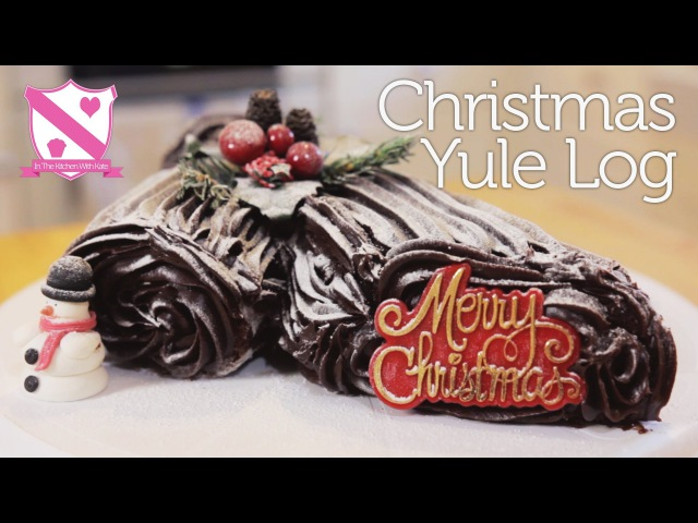 Christmas Mary Berry's Yule Log Recipe