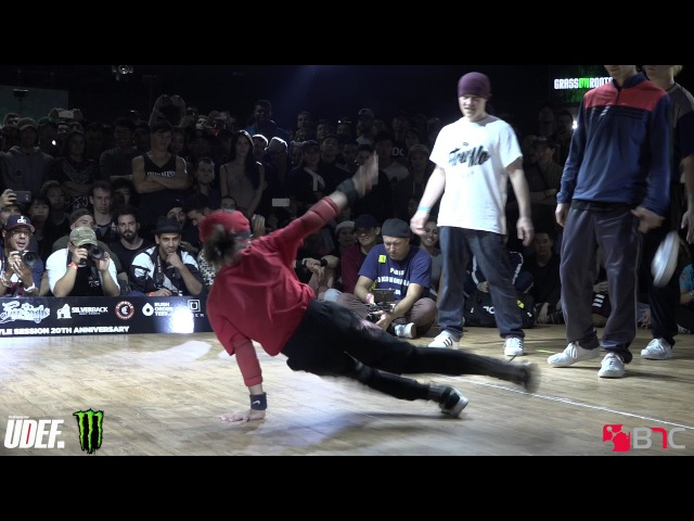 West Japan Hero Vs Flow Mo   Top 32   Freestyle Session 20   Pro Breaking Tour