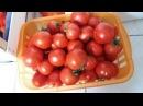 Быстрый способ малосольных помидор И Маринуем помидоры с смородиновым листом и чернобривцами