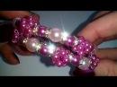 Браслет из бусин МК Beaded bracelet