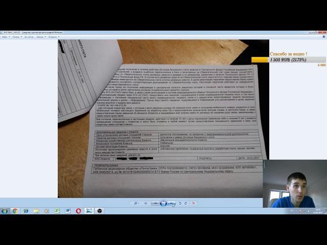 Разбор кредитного договора