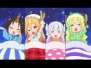 Kobayashi-san Chi no Maid Dragon [OP/ED] [Miss Kobayashi's Dragon Maid]