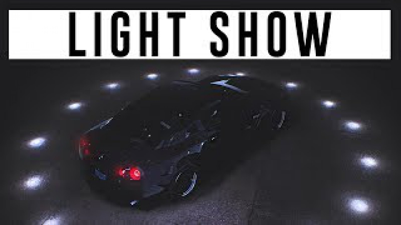 LIGHT SHOW IN NEED FOR SPEED / CINEMATIC / 21:9 / 4K