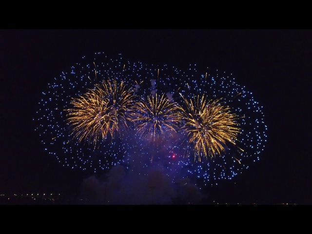 2017 PGI Convention - Vortex Fireworks Artists - Thursday, August 10th - Incredible Fireworks!