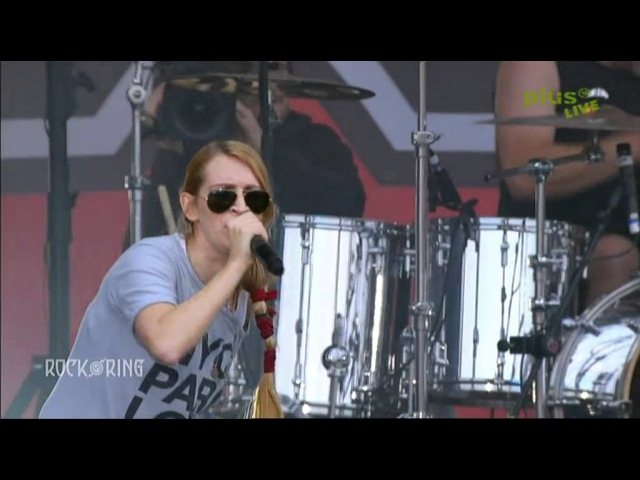 Guano Apes - Sunday Lover (Rock am Ring 2012) (07/12)