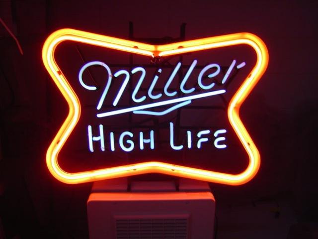 Секундный рекламный ролик Miller High Life