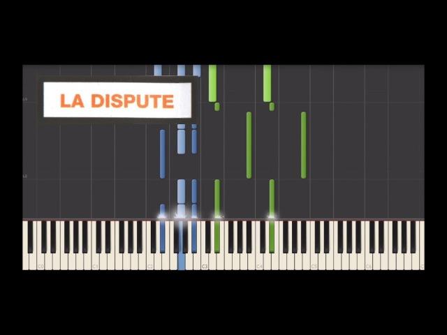 Yann Tiersen - La Dispute (Synthesia Tutorial) Melodica Piano