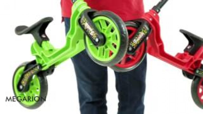 Новинка 2016 - Беговел для малышей Small Rider Fantik - Видео