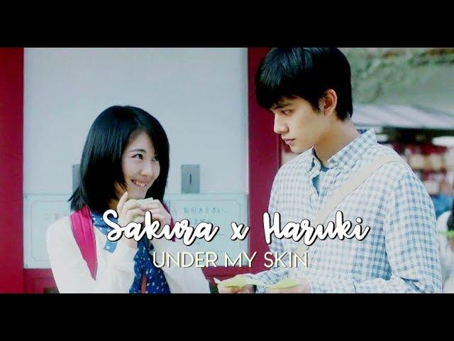 Sakura x Haruki 2 ● U n d e r M y S k i n