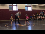 When the girl you're wrestling has a tough little brother - 979280