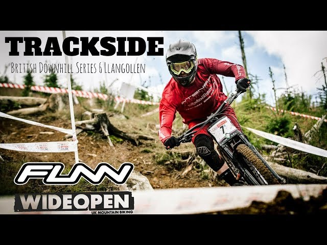 TRACKSIDE | British Downhill Series Round 6, Llangollen (Ride Portugal track)
