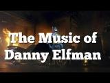 Danny Elfman - Simple Concepts for Film Scoring