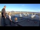 VLOG: Снимаем КВАРТИРУ в Пярну. Классные детские пощадки пляже.