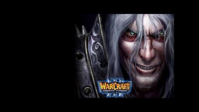 Warcraft 3 TFT - Мстители, общий сбор! (Стрим 4)