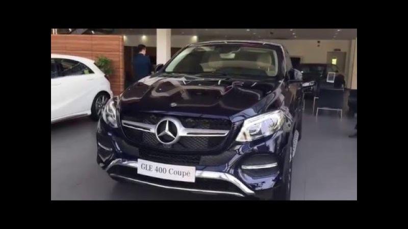 Mercedes gle400 coupe tai showroom mercedes phu my hung. Lh 0914653979 Mr Duy. Gle400 doi thu bmw x6