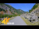 4K Scenic Drive - 3.5 Hours Autumn Road Drive with Soothing Music - Snoqualmie, Washington State