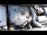 Двигатель Пежо Peugeot 307 2 0 HDI, RHS1