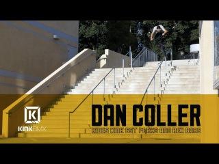 Dan Coller Rides CST Forks and Rex Bars! - Kink BMX // insidebmx