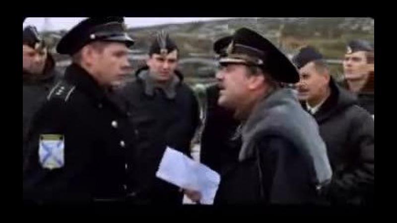 Видео к фильму «72 метра» (2004): Фрагмент «Великий русский язык»
