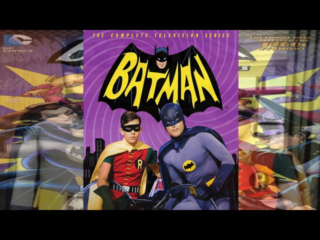 Бэтмен [1966] (Заставка сериала)