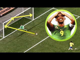 Top 10 Most Unlucky Moments In Football • Triple, Quadruple Crossbar & Post Hits