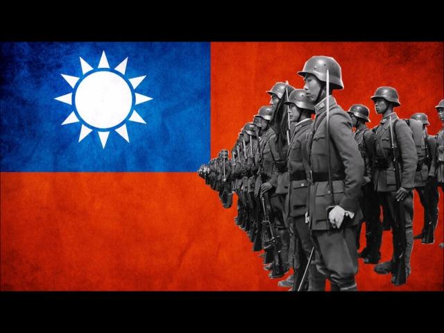 夜襲 Night Raid Chinese National Revolutionary Army Marching Song
