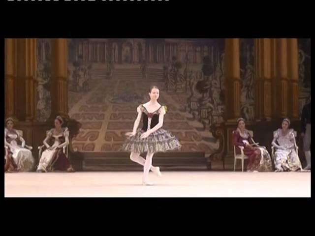 Nina Kaptsova.Paquita.Variation