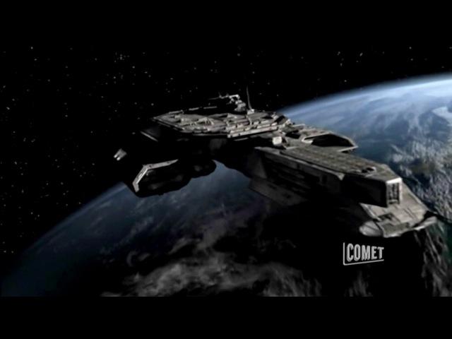 Stargate Atlantis - Deflecting A CME