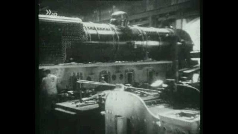 Www.Railnet.ro - Dampflokbau Bei Krauss-Maffei