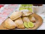Receta de Empanadas Peruanas de Carne