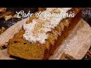 Cake de Zanahoria (Keke de Zanahoria)