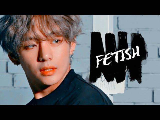 Taehyung ⤑ fetish