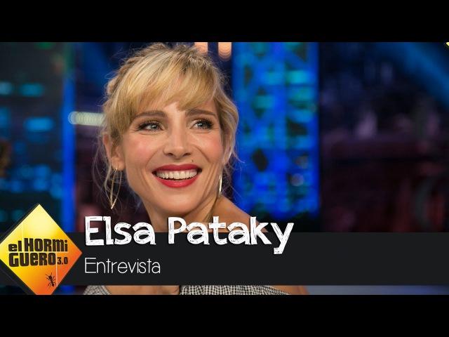 Las claves de Elsa Pataky para tener un buen cuerpo - El Hormiguero 3.0