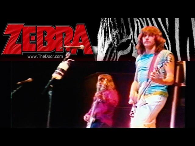 ZEBRA LIVE 720P @ THE SUMMIT Houston Tx Alive 83' Tour Oct 15, 1983