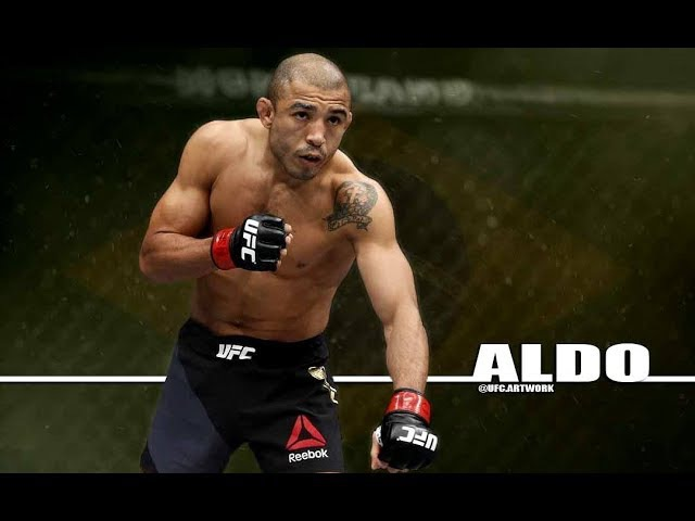 JOSE ALDO HIGHLIGHTS 2018 HD 1080p BEST MOMENTS KO