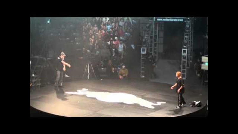 RED BULL BC ONE 2010 TOKYO Thesis vs Toshiki