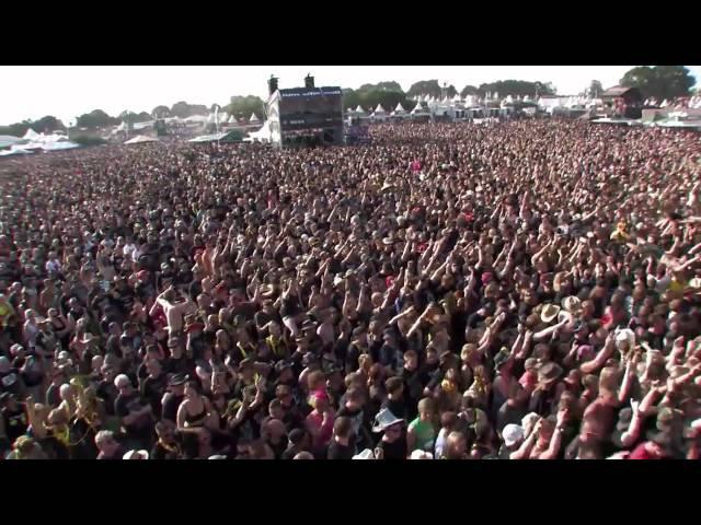 Santiano - Live beim Wacken 2014 (inkl. 25 Jahre Geburtstagssong)