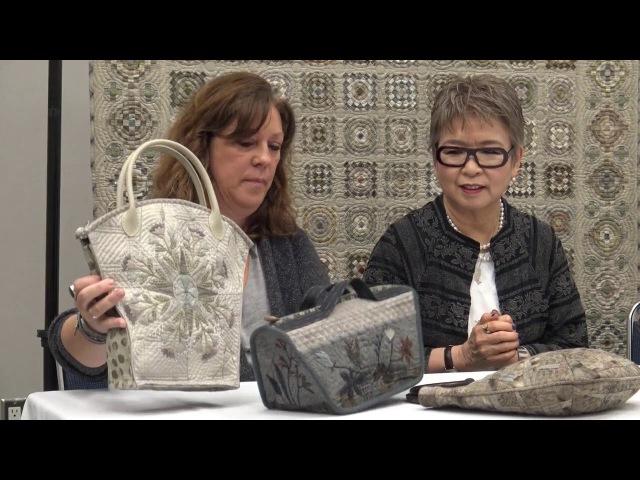 The Quilt Show Yoko Saito Talks to Ricky Tims