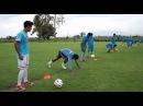 Entrenamiento de futbol profesional fuerza explosiva centro de formación brujos de zitlaltepec