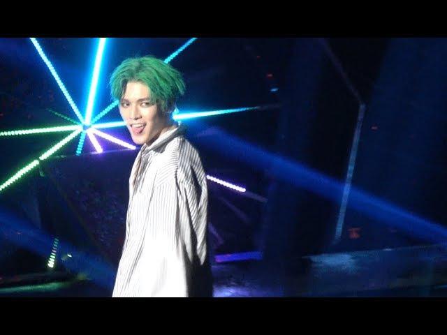 171201 MAMA NCT taeyong solo 'around '
