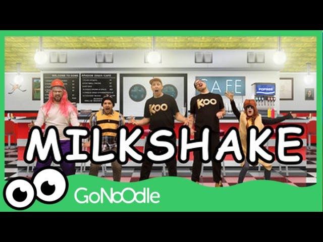Milkshake - Koo Koo Kanga Roo | GoNoodle