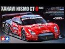 XANAVI NISMO GT-R R35 - Tamiya 1/24